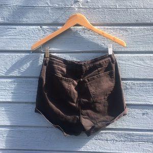 PacSun Shorts - Bullhead High Rise Shorts Sz 29